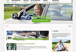 Internetauftritt: Verkehrswacht München e.V.
